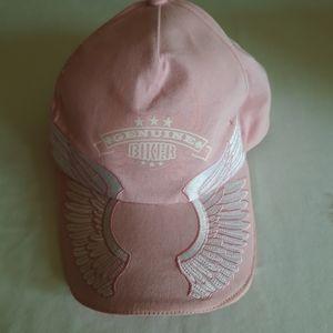 Ladies Genuine Biker Hat